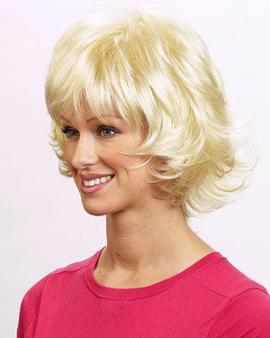 Lexy Synthetic Wig by New Look