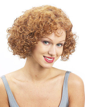 Lisa Synthetic Wig by New Look