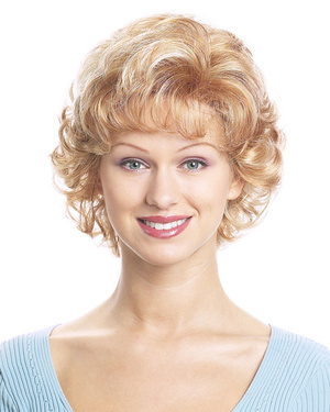 Pamela Synthetic Wig by New Look