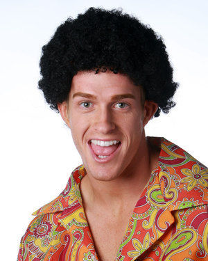 Afro S by New Look Costume Wigs