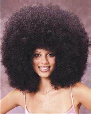 Afro SJ by New Look Costume Wigs