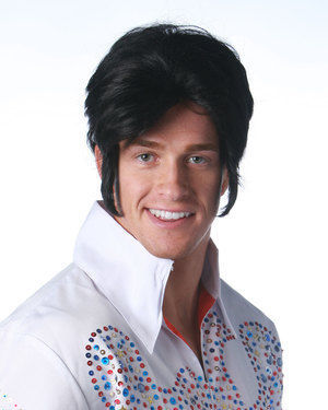 Elvis by New Look Costume Wigs