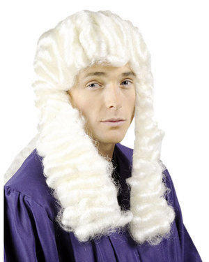 Judge by New Look Costume Wigs