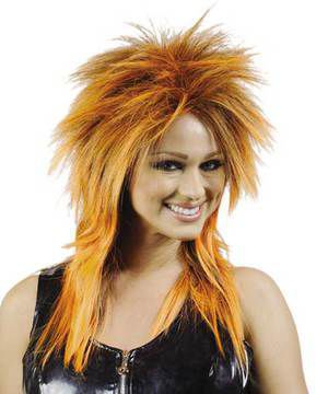 Punky by New Look Costume Wigs