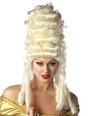 Colonial BH by New Look Costume Wigs