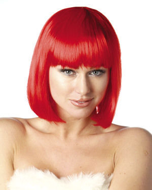 China Girl / China Doll (Color) by New Look Costume Wigs