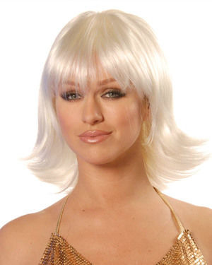 Leslie L (Color) by New Look Costume Wigs