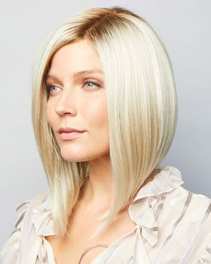 Taylor (Exclusive) Monofilament Part Synthetic Wig by Noriko