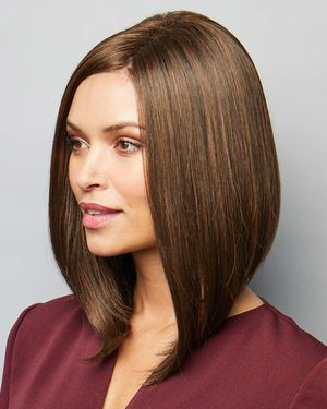 Taylor Monofilament Part Synthetic Wig by Noriko