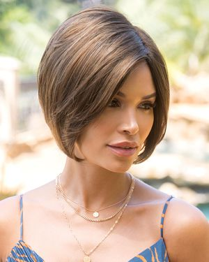 Emery Lace Front & Monofilament Part Synthetic Wig by Noriko