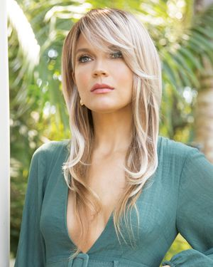 Malibu (Exclusive) Monofilament Synthetic Hair Wiglet by Noriko