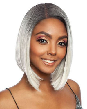Talisa Lace Front & Lace Part Synthetic Wig by Red Carpet