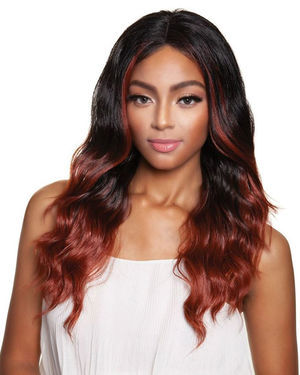 Marisa Lace Front & Lace Part Synthetic Wig by Red Carpet