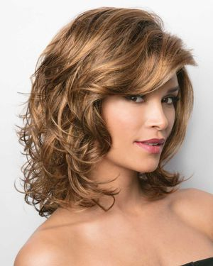 India Lace Front & Monofilament Part Synthetic Wig by Rene of Paris