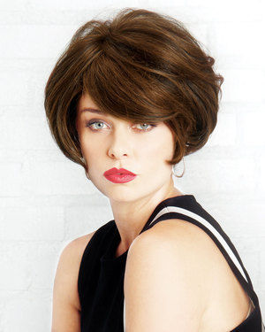 Solei Lace Front & Monofilament Top Synthetic Wig by Revlon