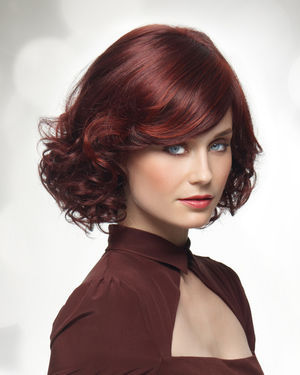 Calista Monofilament Synthetic Wig by Revlon