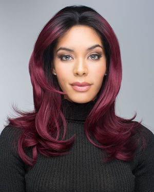 Red Carpet Lace Front & Mono Part Synthetic Wig by Revlon