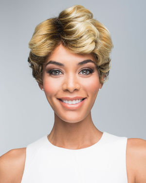 Vintage Lace Front & Mono Part Synthetic Wig by Revlon