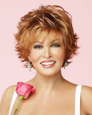 Voltage Large Synthetic Wig by Raquel Welch