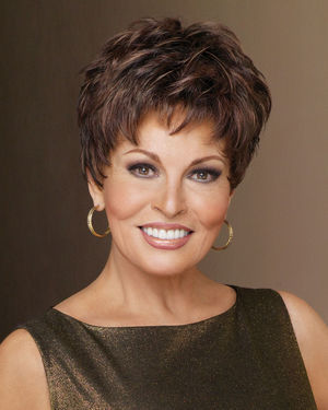 Winner Synthetic Wig by Raquel Welch