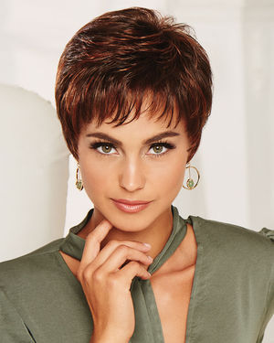 Winner Elite Lace Front & Monofilament Top Synthetic Wig by Raquel Welch