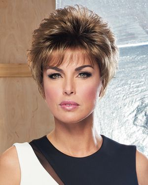 Sparkle Synthetic Wig by Raquel Welch