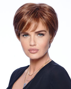 Excite Petite/Average Monofilament Synthetic Wig by Raquel Welch