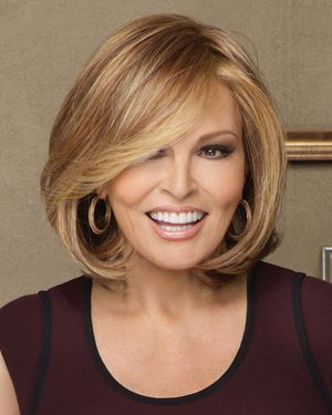 Upstage Petite Lace Front & Monofilament Synthetic Wig by Raquel Welch