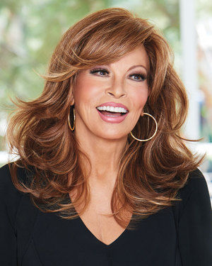 Curve Appeal Lace Front & Monofilament Part Synthetic Wig by Raquel Welch