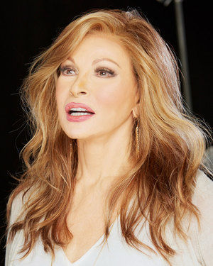 Longing for Long Lace Front & Monofilament Synthetic Wig by Raquel Welch