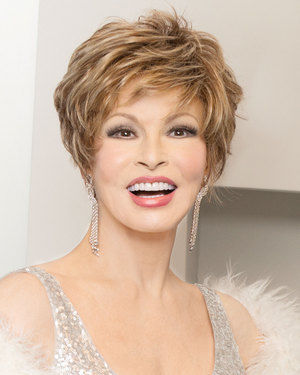 Sparkle Elite Lace Front & Monofilament Synthetic Wig by Raquel Welch