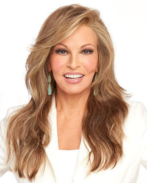 Miles of Style Lace Front & Monofilament Synthetic Wig by Raquel Welch