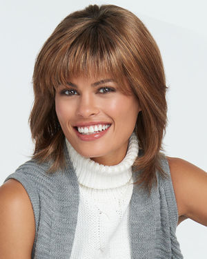 Infatuation Elite Lace Front & Monofilament Synthetic Wig by Raquel Welch