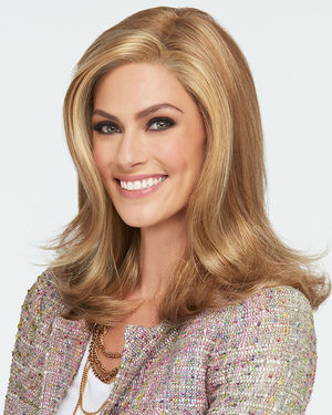 Love Love Love Lace Front & Monofilament Part Synthetic Wig by Raquel Welch