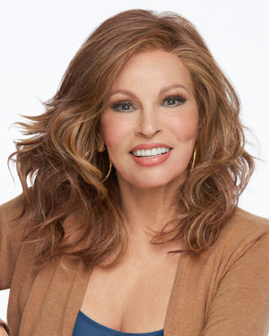 Free Time Lace Front & Monofilament Top Synthetic Wig by Raquel Welch