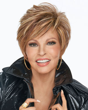 On Your Game Lace Front & Monofilament Part Synthetic Wig by Raquel Welch