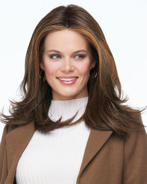 Nice Move Lace Front & Monofilament Part Synthetic Wig by Raquel Welch