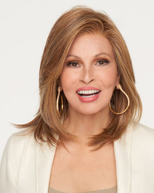 Pretty Please Lace Front & Monofilament Top Synthetic Wig by Raquel Welch
