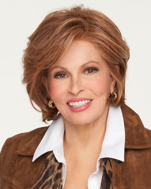 In Charge Lace Front & Monofilament Part Synthetic Wig by Raquel Welch