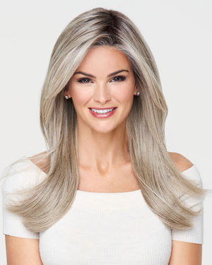 Mesmerized Lace Front & Monofilament Synthetic Wig by Raquel Welch