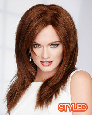 Knockout Petite/Average Human Hair Full Lace Wigs