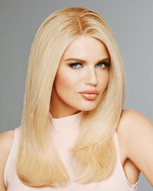 Provocateur Lace Front & Monofilament Human Hair Wig by Raquel Welch