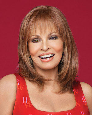 Top Billing 12 Lace Front & Monofilament Synthetic Wiglet by Raquel Welch