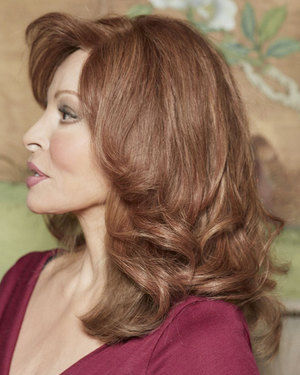 Indulgence (Top-of-Head) Raquel Welch Hair Integration Pieces