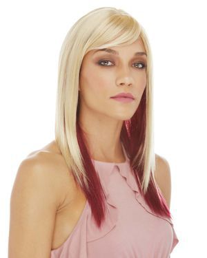 Jewel Skin Top Synthetic Wig by Sepia