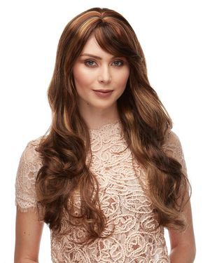 Broadway Skin Top Synthetic Wig by Sepia