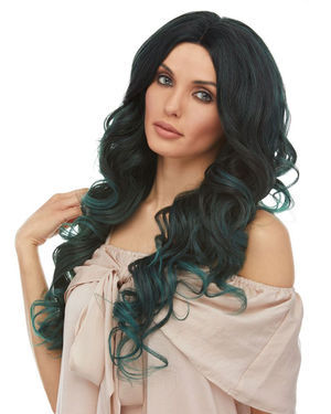 LF Saga Lace Front Synthetic Wig by Sepia