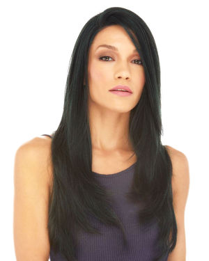 LF Aaliyah Lace Front & Monofilament Top Synthetic Wig by Sepia