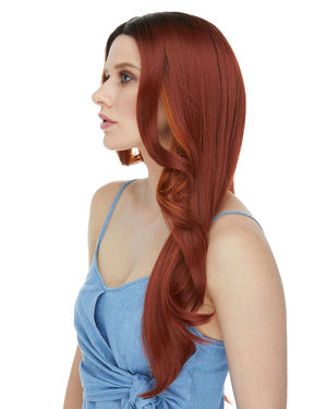 LF Stephanie Lace Front Synthetic Wig by Sepia