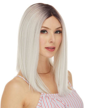 HBL Dove Lace Front Human Hair Blend Wig by Sepia